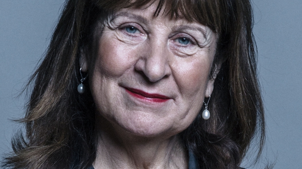 Baroness Kennedy of The Shaws official parliamentary photo